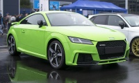 Audi TT RS (8S) - Modern Cars meet Classic Cars, Roost, 2019
