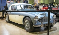 Austin-Healey 3000 Mark II BT7 1962 - LOF, Autotojumble, Luxembourg, 2020