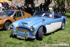 Austin-Healey 3000 Mark III - Automania 2016, Château de Freistroff