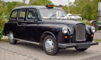 Austin FX4 Black Cab - Perl rassemblement Mai 2019