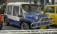 BMC Mini Moke - LOF, Autotojumble, Luxembourg, 2020