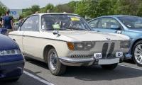 BMW 2000 CS - Autos Mythiques 57, Thionville, 2019