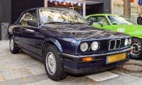 BMW série 3 II (E30) 320i cabriolet - LOF Oldtimer Breakfast Mamer 2019