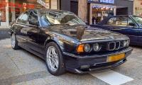 BMW série 5 III E34 - LOF Oldtimer Breakfast Esch-sur-Alzette 2018