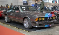 BMW Série 6 I E24 635CSi 1979 - Salon ,Auto-Moto Classic, Metz, 2019