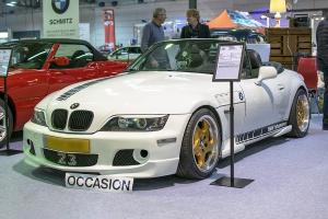 BMW Z3 1997 - LOF, Autotojumble, Luxembourg, 2020
