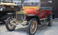 Barré 4FM Torpedo 1912 - Cité de l'automobile, Collection Schlumpf 2020