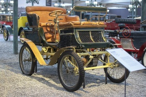Barré Vis à Vis 1897 - Cité de l'automobile, Collection Schlumpf, Mulhouse, 2020