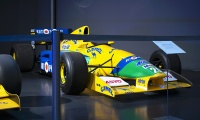 Benetton  B191-02 1991 - Cité de l'automobile, Collection Schlumpf 2020