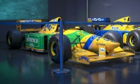 Benetton B193-01 1993 - Cité de l'automobile, Collection Schlumpf 2020