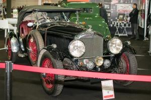 Bentley 3½ Litre 1937 - LOF, Autotojumble, Luxembourg, 2019