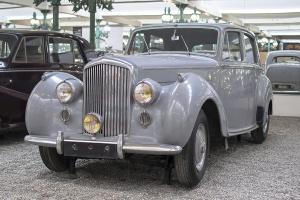 Bentley Mark VI 1950 - Cité de l'automobile, Collection Schlumpf, Mulhouse, 2020