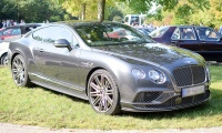 Bentley Continental GT phase III Speed - Automania 2017, Manderen, Château de Malbrouck
