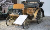 Benz Ideal Vis à vis type 1897 - Cité de l'automobile, Collection Schlumpf 2020