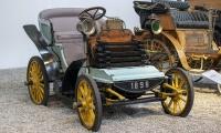 Benz Victoria vis à vis 1893 - Cité de l'automobile, Collection Schlumpf, Mulhouse, 2020