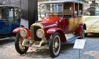 Benz type GR Coupé Chauffeur 1918 - Cité de l'automobile, Collection Schlumpf