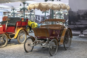 Benz Vélocipède Phaëton 1896 - Cité de l'automobile, Collection Schlumpf, Mulhouse