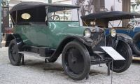Berliet VL Torpedo 1920 - Cité de l'automobile, Collection Schlumpf 2020
