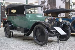Berliet VL Torpedo 1920 - Cité de l'automobile, Collection Schlumpf 2020