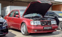 Brabus 6.5 1994 - Cars & Coffee Deluxe Luxembourg Mai 2019