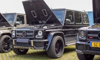 Brabus G850 - Cars & Coffee Deluxe Luxembourg Mai 2019