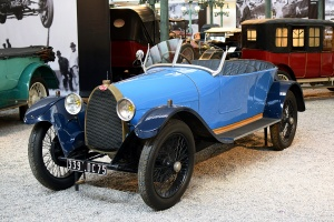 Bugatti type 30 Torpedo 1925 - Cité de l'automobile, Collection Schlumpf