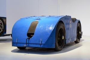Bugatti type 32 1923 - Cité de l'automobile, Collection Schlumpf