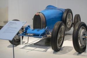 Bugatti type 37 - Cité de l'automobile, Collection Schlumpf, Mulhouse, 2020