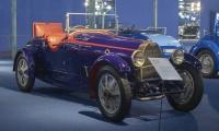 Bugatti type 43A roadster 1930 - Cité de l'automobile, Collection Schlumpf, Mulhouse, 2020