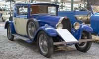 Bugatti type 44 coupé 1927 - Cité de l'automobile, Collection Schlumpf, Mulhouse, 2020