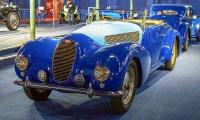 Bugatti type 50T 1936 cabriolet - Cité de l'automobile, Collection Schlumpf, Mulhouse