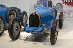 Bugatti type 51 1931 - Cité de l'automobile, Collection Schlumpf, Mulhouse, 2020
