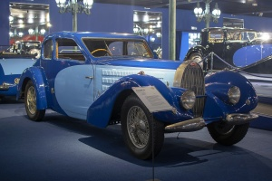 Bugatti type 57 Ventoux  1937 - Cité de l'automobile, Collection Schlumpf, Mulhouse, 2020