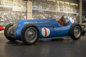 Bugatti type 59/50B - Cité de l'automobile, Collection Schlumpf, Mulhouse, 2020