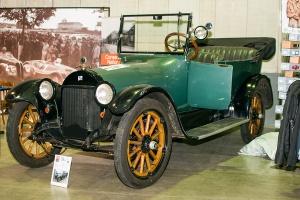 Buick E45 Tourer 1917 - LOF, Autotojumble, Luxembourg, 2019