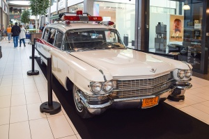 Cadillac série 75 VIII 1963 Ambulance