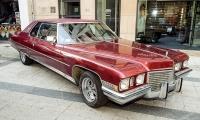 Cadillac DeVille IV - LOF Oldtimer Breakfast Esch-sur-Alzette 2018