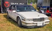 Cadillac DeVille VI 1988 - Retro Meus'Auto 2018, Lac de la Madine