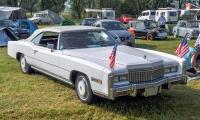 Cadillac Eldorado X 1975 - Retro Meus'Auto 2018, Lac de la Madine