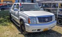 Cadillac Escalade Ext I - American Roadrunners 2018, Stadtbredimus
