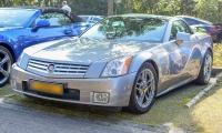 Cadillac XLR - Automania 2017, Manderen, Château de Malbrouck