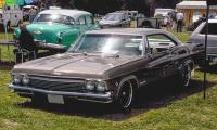 Chevrolet Impala IV SS 1965 - Retro Meus'Auto 2018, Lac de la Madine