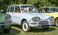 Citroën Ami 6 - Automania 2019, Edling les Anzeling, Hara du Moulin