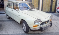 Citroën Ami Super - LOF Oldtimer Breakfast Esch-sur-Alzette 2018