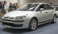 Citroën C4 I - 100 ans de Citroën, Chevrons-Sans-Frontière, Cattenom, 2019