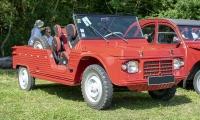 Citroën Méhari - Automania 2019, Edling les Anzeling, Hara du Moulin