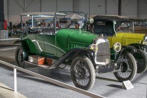 Citroën type A 1919 - Salon ,Auto-Moto Classic, Metz, 2019