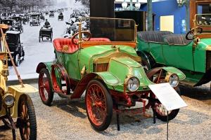 Clément-Bayard 4M Torpedo 1913 - Cité de l'automobile, Collection Schlumpf