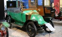 Clément-Bayard 4M3 Torpedo 1912 - Cité de l'automobile, Collection Schlumpf