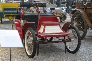 Clément De Dion Phaëtonnet 1898 - Cité de l'automobile, Collection Schlumpf, Mulhouse, 2020